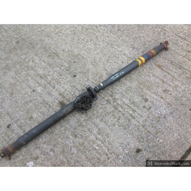 how to phase a two piece drive shaft