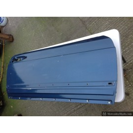 W126 SEC Coupe Drivers Side, Right Side Door Shell