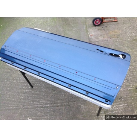 W126 SEC Coupe Passenger Side,Left Side Door Shell