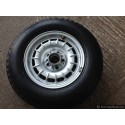 W126 SE SEL SEC Origanal Barock Mexican Hat Alloy Wheel With Tyre