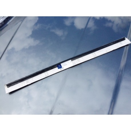 W126 SEC Coupe Outer Glass Scraper Seals