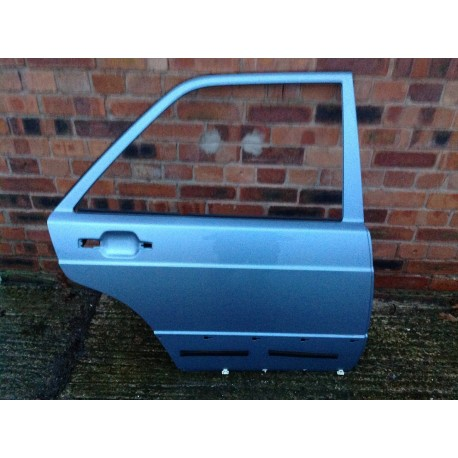 W201 190E, D Drivers Side, Right Side Rear Door Shell