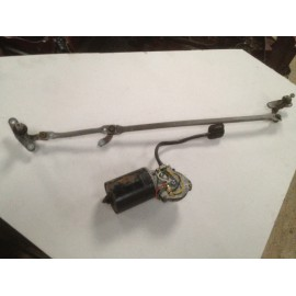 W123 E-CE,TE Wiper Mechanism Complete with Wiper Arms & Motor