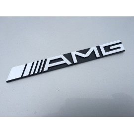 Genuine AMG Boot Emblem Badge