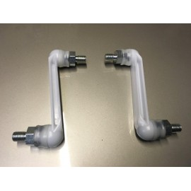 W123 & W126 ONE PAIR OF REAR ANTI ROLL BAR LINKS BRAND NEW LAST STOCK MERCEDES