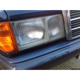 W201 190 E,D Genuine Mercedes Drivers Side ( Right) Headlamp