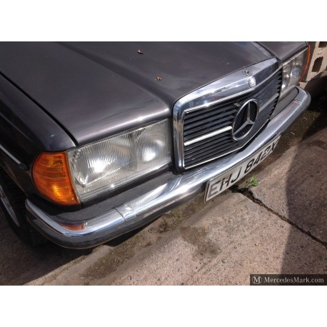 W123CE Coupe Front Bumper Complete with Brackets And Rubbers