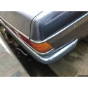W123CE Coupe Rear Bumper Complete with Brackets And Rubbers