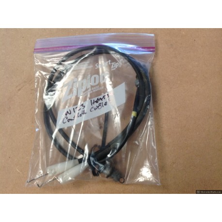 W123 CE E & TE Pair Of Heater Control Cables