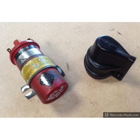 W123 CE E & TE High Output Ignition Coil And Cover