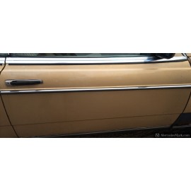 W123 CE Driver's Side Door Shell Coupe Models Only