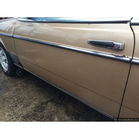 W123 CE Passenger Side Door Shell Coupe Models Only