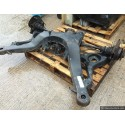 W126 SEC Series II Genuine Mercedes Rear Sub Frame Radius Arms, Drive shafts And Differential