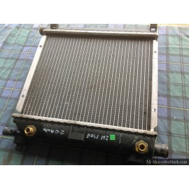 W201 Genuine Mercedes OEM Engine Cooling Radiator