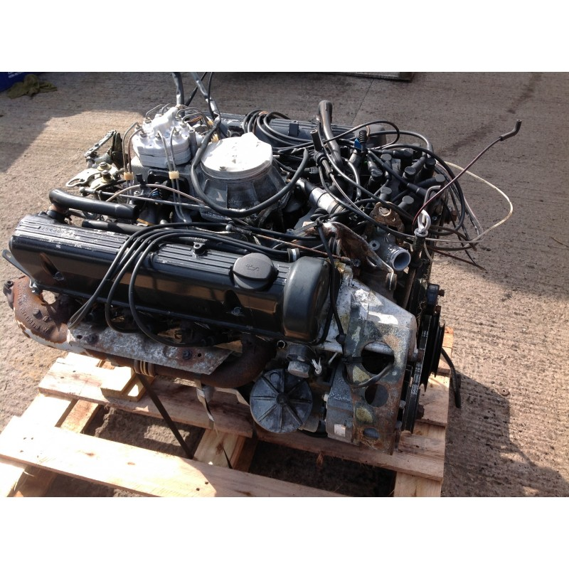 M116 966 4 2lt V8 Petrol Engine