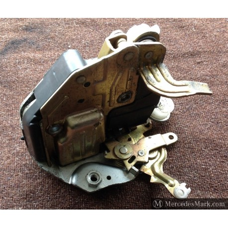 W201 Genuine Mercedes Door Lock Latch Drivers Side Front Door