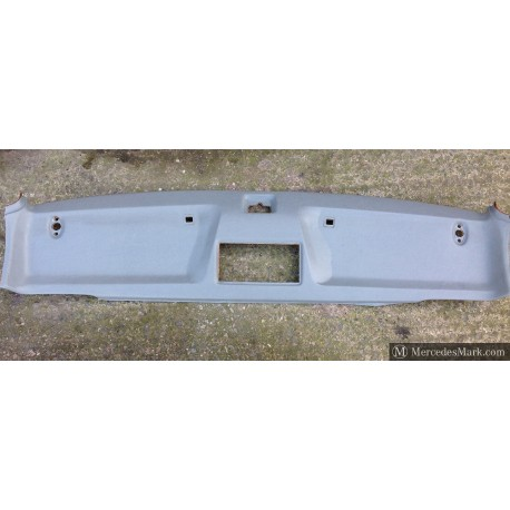 W201 Genuine Mercedes Upper Front Roof Panel Grey Sunroof Model
