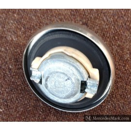 Genuine Mercedes Stainless Steel Petrol Filler Cap