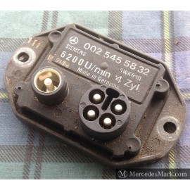 W201 W124 Genuine Mercedes Ignition Amplifier Tranny Pack Siemens 002 545 58 32