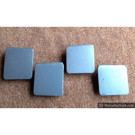 W201 Genuine Mercedes Jacking Point Covers Set Of Four